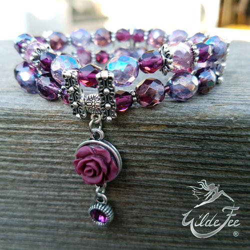 Armband Berry Rose Love
